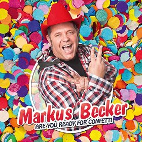 Are you ready for Confetti – Markus Becker neuer Partykracher jetzt in Deiner ADTV Tanzschule